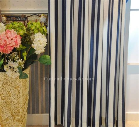 blue striped living room or bedroom best places to buy