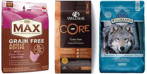 puppy dog food brands