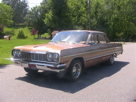 Chevrolet Dealers Nc by 1964 Chevrolet Impala Stock A122 For Sale Near Cornelius