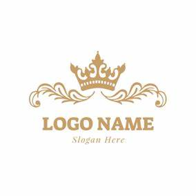 Free Crown Logo Designs | DesignEvo Logo Maker