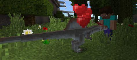 jurassic craft add  minecraft pe mods addons