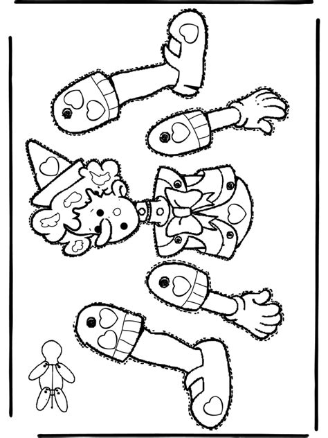 puppet coloring pages coloring home
