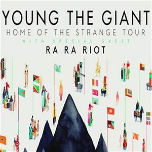 Albumy Young the Giant