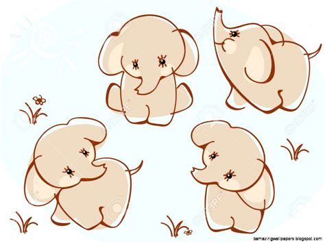 Animated Elephant Wallpaper - animated elephant wallpaper amazing wallpapers