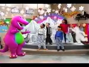Barney and Friends Going On a Bear Hunt