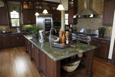 granite islands kitchen 64 deluxe custom kitchen island designs beautiful
