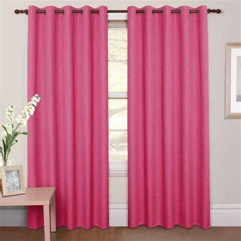 Light Pink Blackout Curtains  Furniture Ideas