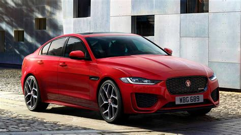 2020 jaguar xe revealed with fresh face improved interior