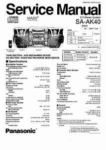 Panasonic Sa