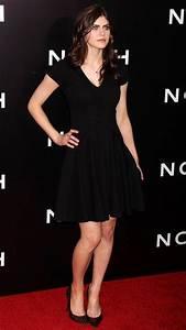 Alexandra Daddario - 'Noah' Movie Premiere in New York City  Alexandra