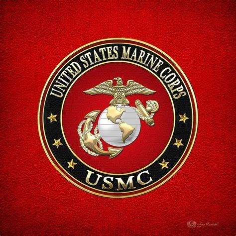 Marine Corps Emblem Clip Marine Corps Symbols Clip Marine Corps Usmc Emblem