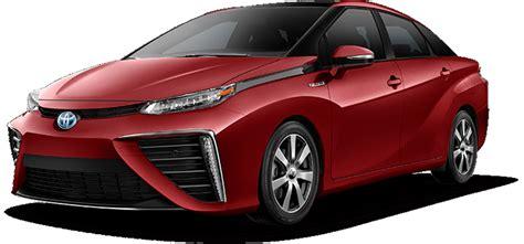 2018 Toyota Mirai At Folsom Lake Toyota The Zero Emission