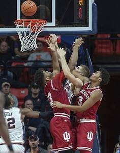 IU vs Illinois men's basketball photo gallery | Hoosier ...
