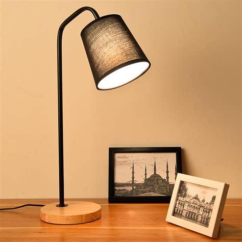 modern simple european table lamps living room bedroom