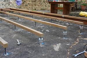 prix d39une terrasse en bois et de son installation par un With prix terrasse bois posee