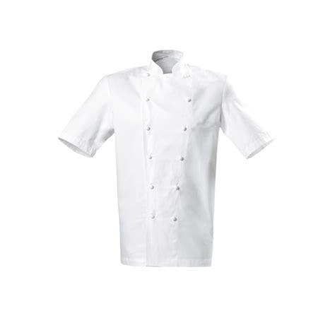 poche cuisine veste de cuisine grand chef blanche mc sans poche