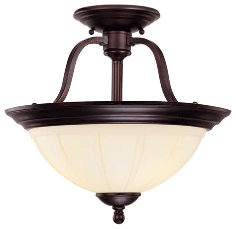 savoy house vanguard semi flush mount ceiling fixture in