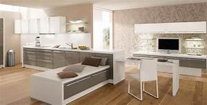 charmant cuisine beige et gris avec cuisine enbeige et With cuisine beige et gris