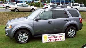 2008 Ford Escape Xlt 3 0l Suv