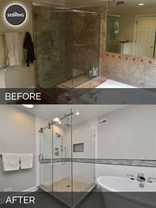 Greg, U0026, Julie, U0026, 39, S, Master, Bathroom, Remodel, Before, U0026, After, Pictures