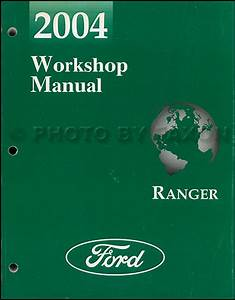 2004 Ford Truck Suv And Van Service Specifications Book