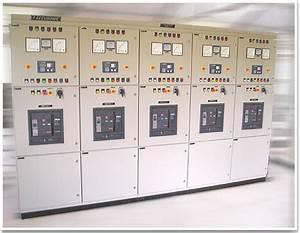 Dg Control  U0026 Synchronizing Panels