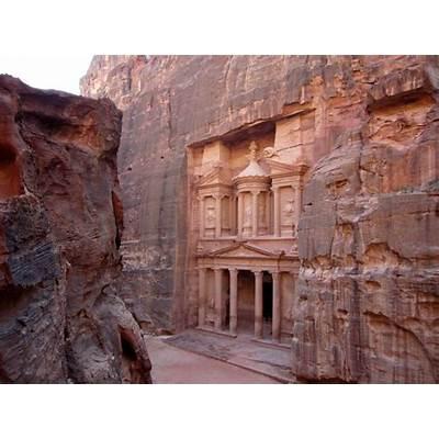 My quiet corner: The Rose City of Petra - Jordan