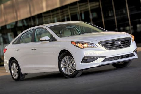Used 2015 Hyundai Sonata For Sale  Pricing & Features