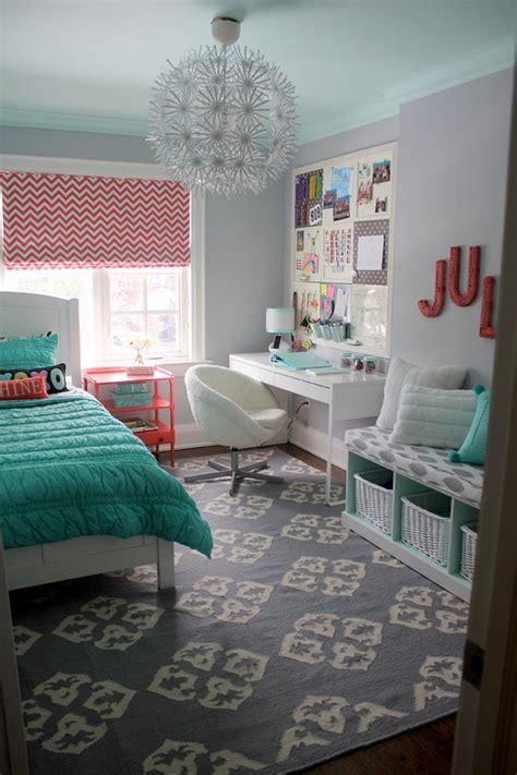 sarah gunn style house  turquoise