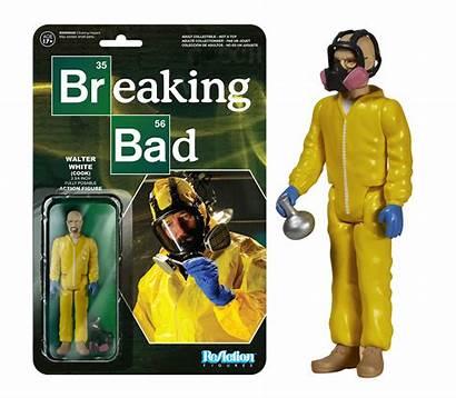 Bad Reaction Walter Breaking Figures Figure Funko
