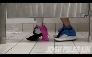 in the bathroom prank thedailylaugh