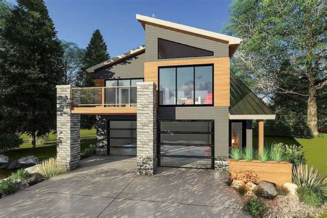 ultra modern tiny house plan dj architectural