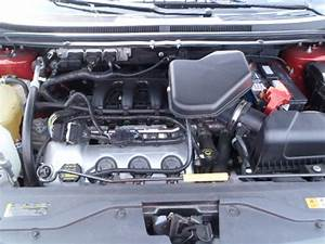 Used Parts 2008 Ford Edge 3 5l 9g 224 Aa Engine 6f50 6 Speed Automatic