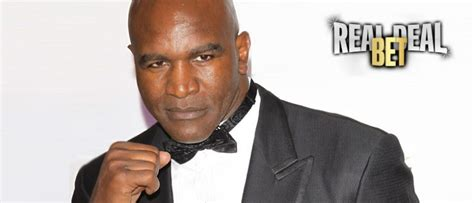 Evander Holyfield Interview | Exclusive tell all interview