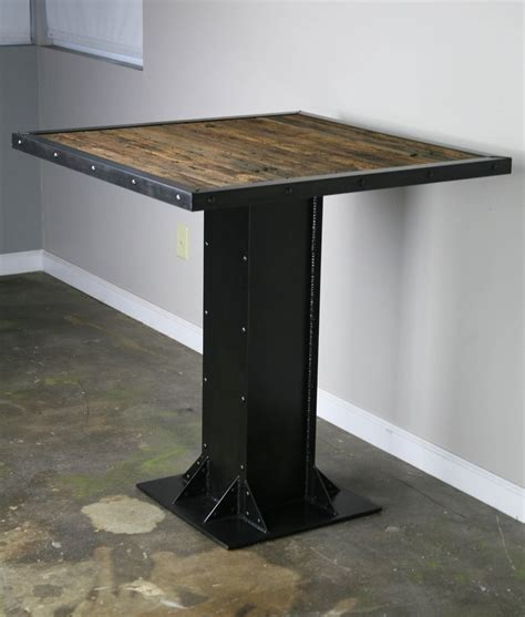 table bar cuisine buy a made bistro dining table modern industrial