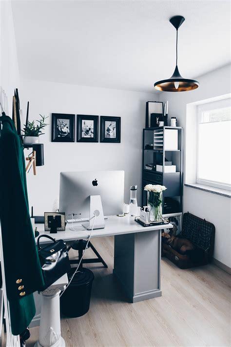 arbeitsplatz zuhause einrichten 5 ideen f 252 r mehr stil im home office