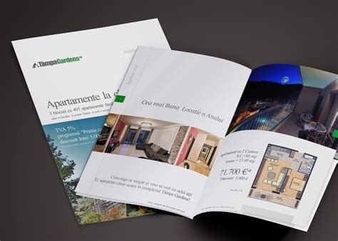 property pamphlet real estate brochure design www imgkid com the image