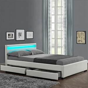 Lit adulte achat vente lit adulte pas cher soldes for Chambre à coucher adulte avec prix matelas pour lit medicalise