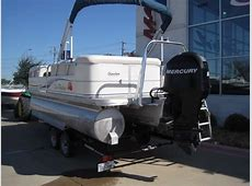 Pontoon boat experts How fast will my pontoon boat be? 30