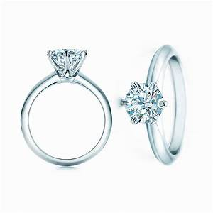 tiffany setting diamond engagement ring With tiffany wedding ring set