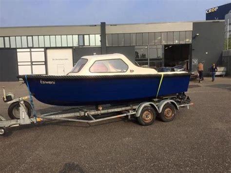 Motor 10 Pk by Kajuitboot Met Splinternieuwe 10 Pk Motor Huntingad