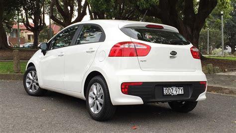 kia rio  premium auto  review road test carsguide