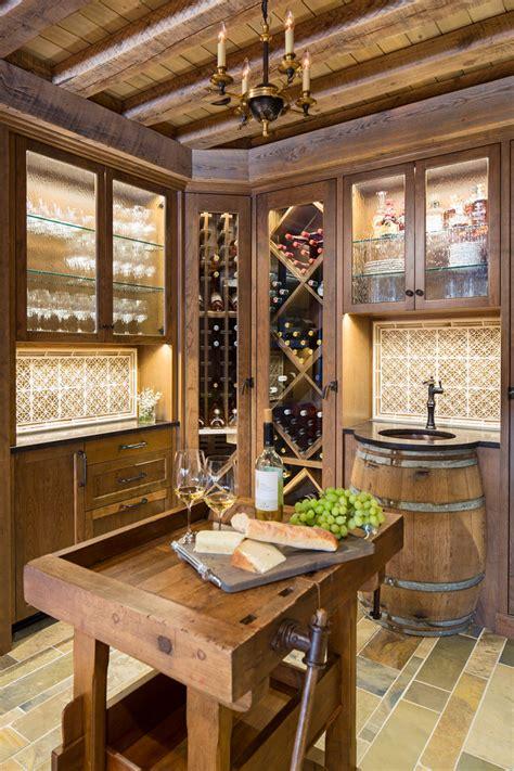 exquisite traditional wine cellar designs  relish