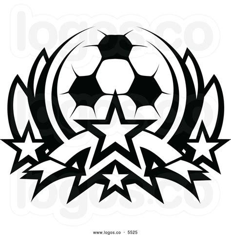 soccer team clipart black and white soccer logo clip 54