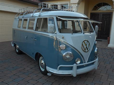 1966 Volkswagen Type 2 Transporter For Sale On Bat