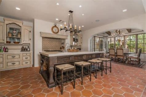 beautiful spanish style kitchens design ideas