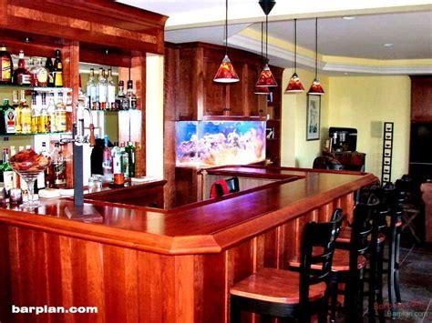 fish tank bar easy home bar plans