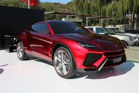 suv lamborghini lamborghini urus suv approved for production in 2017