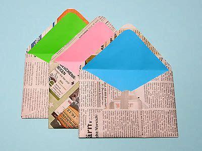 kleine briefumschläge basteln originellen briefumschlag basteln bastelideen briefumschlag basteln