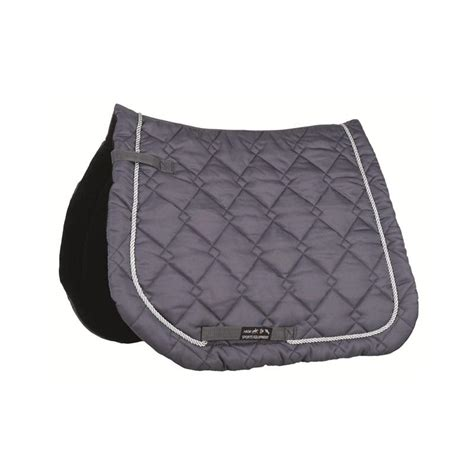 tapis de selle quot gently quot cso by hkm